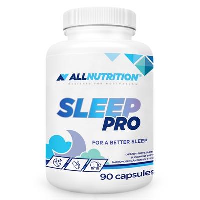 Supliment alimentar pentru somn linistit, Sleep Pro - 90 capsule (45 doze) [0]