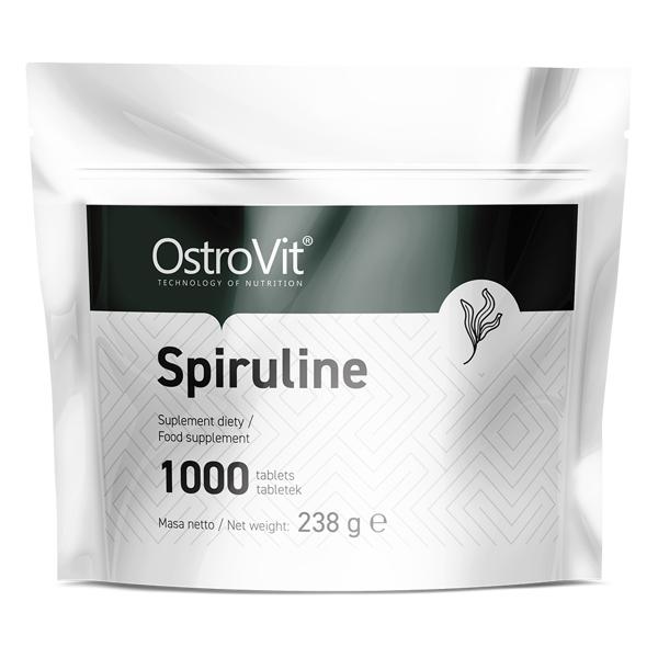 Supliment alimentar, Spirulina (1000 mg), OstroVit Spiruline - 1000 comprimate (250 doze) [0]
