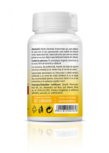 Vitamin D3 + K2 + Ca + Mg Complex - 30 capsule [2]