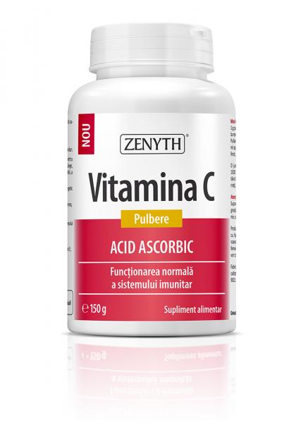 Supliment alimentar, Vitamina C - 150 g (pulbere) [0]