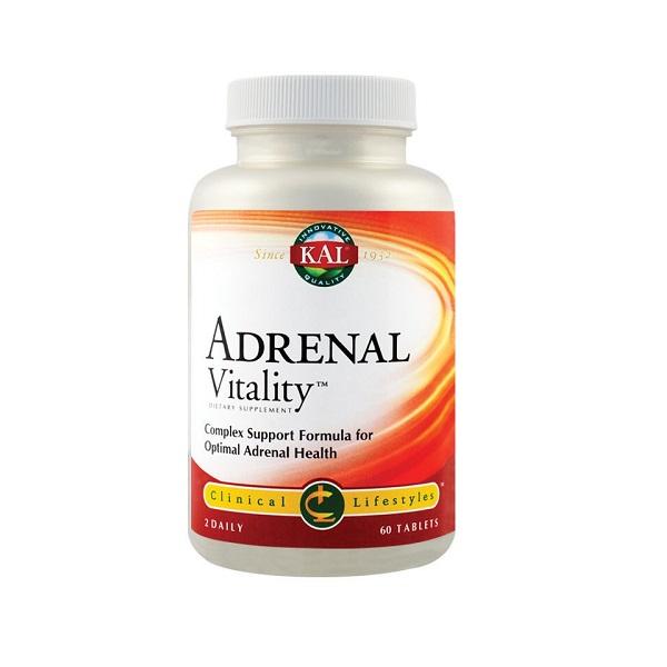 Supliment alimentar, Adrenal Vitality - 60 tablete [0]