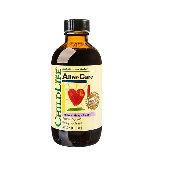 Supliment alimentar, Aller-Care - 118.50 ml (gust de struguri) [0]