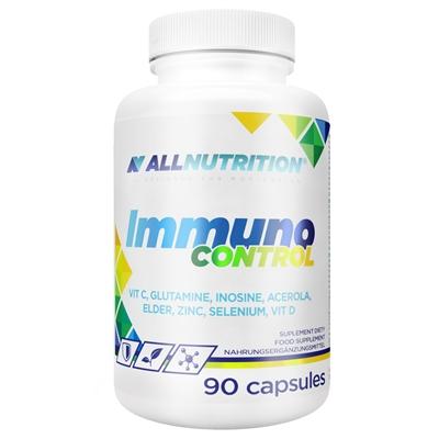 Supliment alimentar, Imunostimulator, Imunomodulator, AllNutrition Immuno Control - 90 capsule (45 doze) [0]