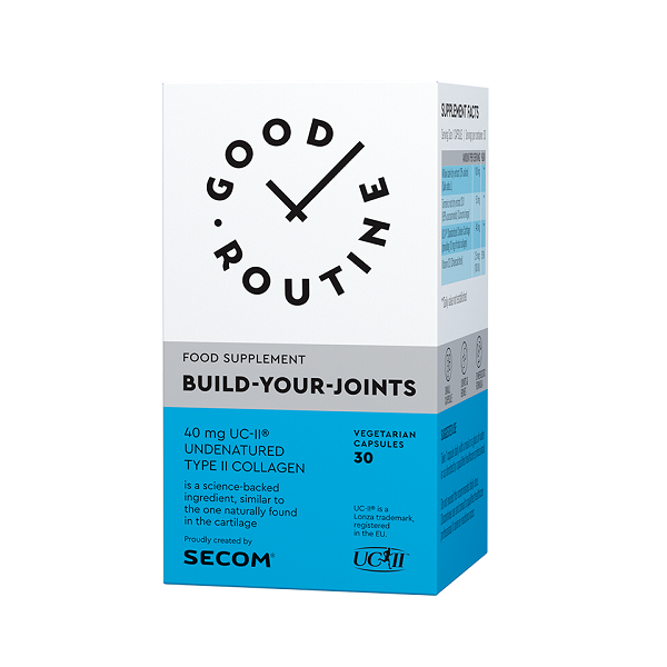 Supliment alimentar, Build Your Joints - 30 capsule [0]
