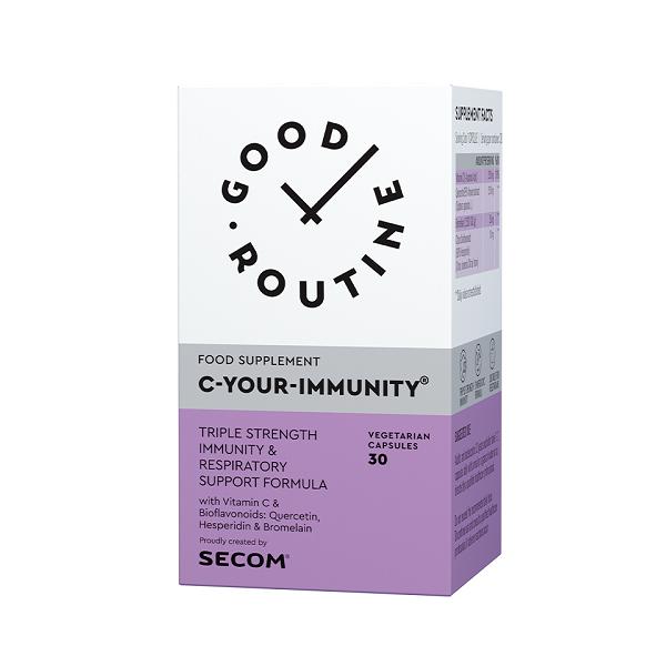 Supliment alimentar, C Your Immunity - 30 capsule [0]