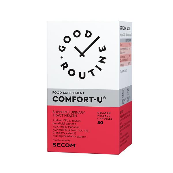 Supliment alimentar, Comfort U - 30 capsule [0]