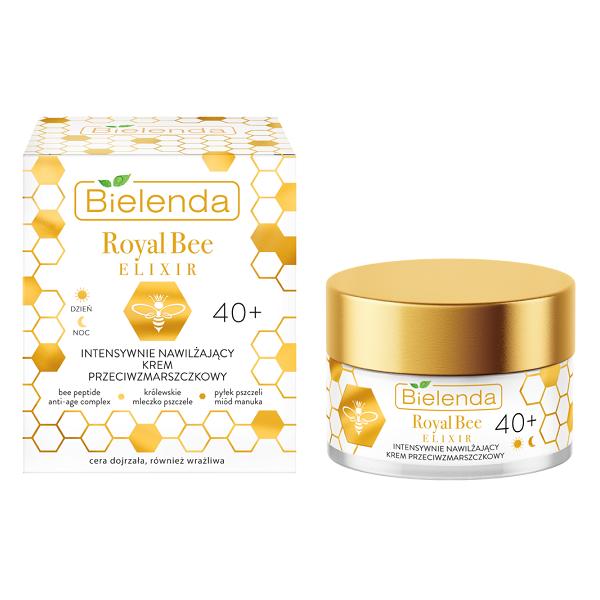 Crema de Fata Antirid Intensiv Hidratanta (40+ zi/noapte) - 50 ml [0]