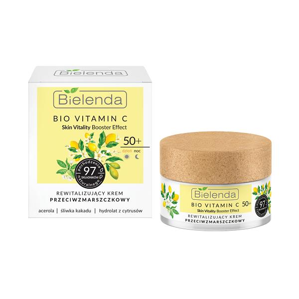 Crema de Fata Antirid Revitalizanta (50+ zi/noapte) - 50 ml [0]