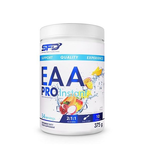 Supliment alimentar, 10 Aminoacizi Esentiali, SFD EEA Pro Instant - 375 g ( 34 doze) - Fructe Exotice [0]
