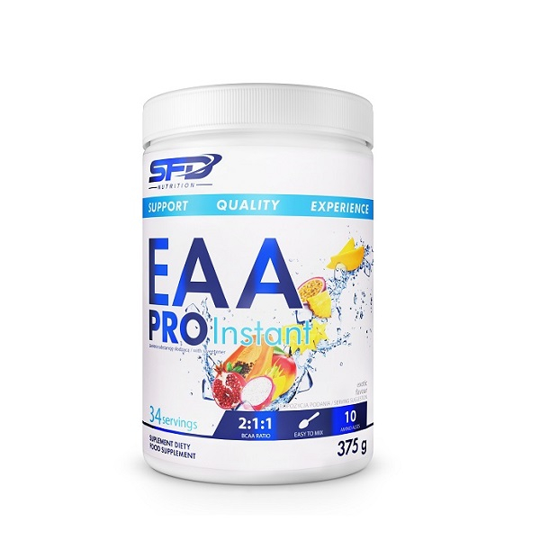 Supliment alimentar, 10 Aminoacizi Esentiali, SFD EEA Pro Instant - 375 g ( 34 doze) - Mango - Ananas [0]