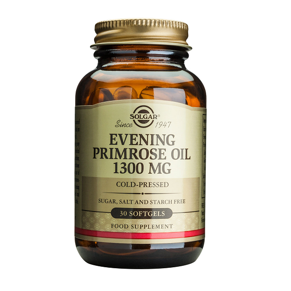 Supliment alimentar, Ulei de Luminita Noptii, Solgar Evening Primrose Oil (1300 mg) - 30 capsule [0]