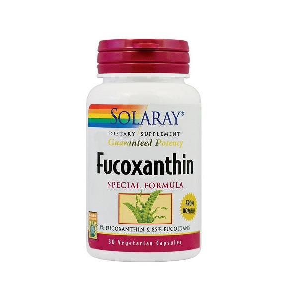 Supliment alimentar, Fucoxanthin - 30 capsule [0]