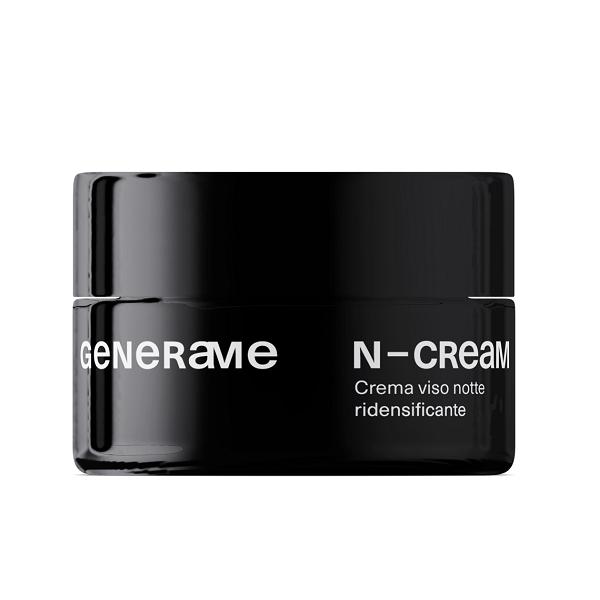 Crema de Fata - Noapte, Regenerare Celulara, Efect Reparator, Redensificare Piele, Generame N-Cream 0