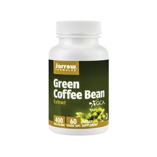Supliment alimentar, Green Coffee Bean (400 mg) - 60 capsule [0]