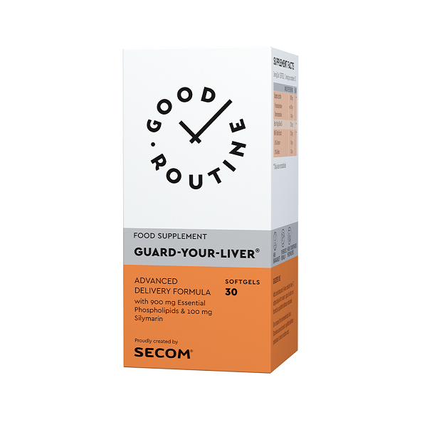 Supliment alimentar, Guard Your Liver - 30 capsule [0]
