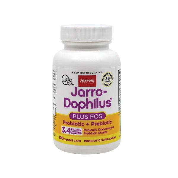 Supliment alimentar, Jarro-Dophilus + FOS - 100 capsule [0]