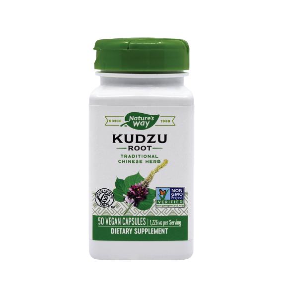 Supliment alimentar, Kudzu (610 mg) - 50 capsule [0]