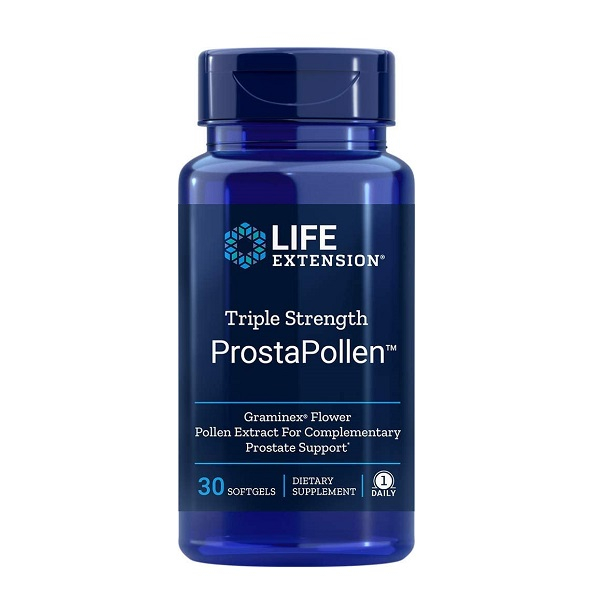 Complex pentru Prostata si Confort Urinar, Life Extension ProstaPollen - 30 capsule (30 doze) [0]