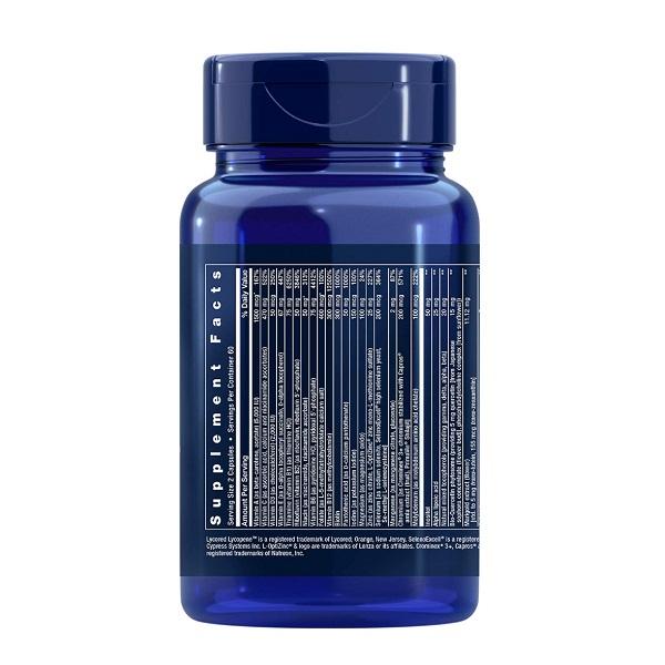 Complex de Multivitamine si Minerale, Life Extension Two-Per-Day Capsules - 120 capsule (60 doze) [1]