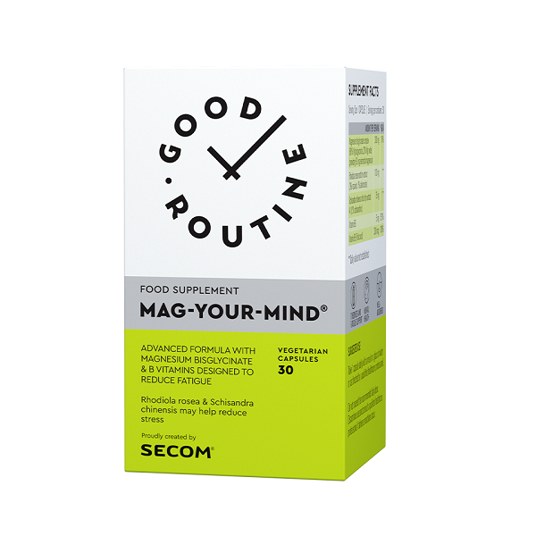 Supliment alimentar, Mag Your Mind - 30 capsule [0]