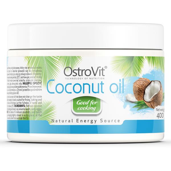 Ulei de Cocos, Ostrovit Coconut Oil - 400 gr [0]