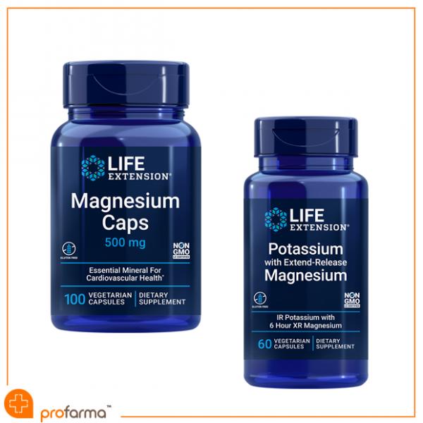 Pachet pentru Functia Cardiovasculara si Sistem Circulator, Life Extension – Set [0]