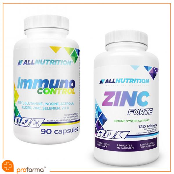 Pachet pentru Imunitate si Mentinerea Metabolismului, AllNutrition - Set [0]