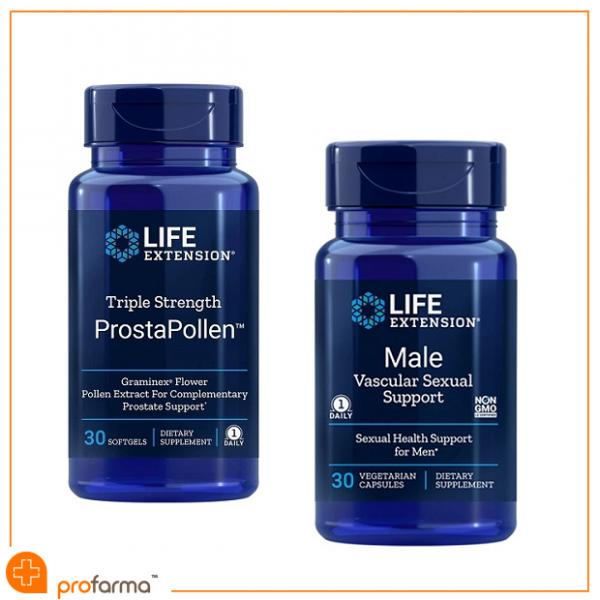 Pachet pentru Prostata si Sistem Reproducator, Life Extension – Set [0]