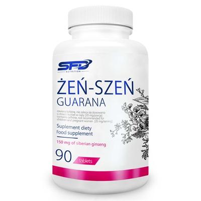 Supliment alimentar, Ginseng + Guarana, SFD Zen - Szen Guarana - 90 comprimate ( 90 doze) [0]