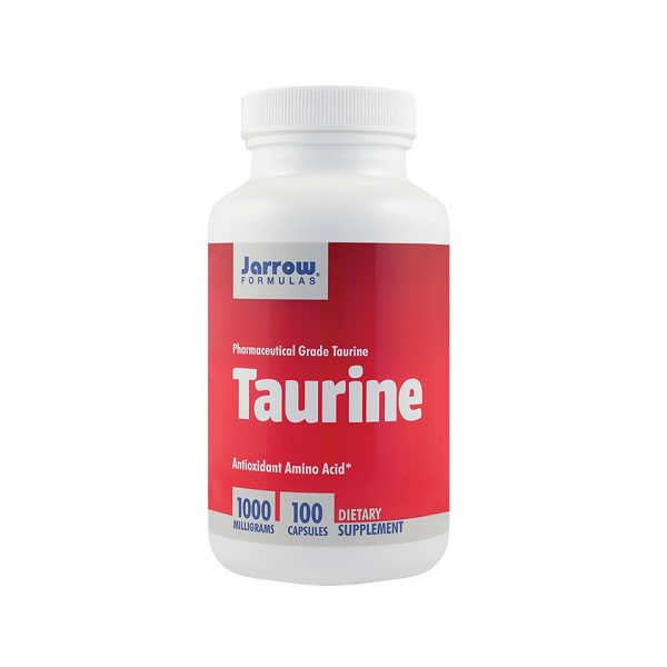 Supliment alimentar, Taurine (1000 mg) - 100 capsule [0]