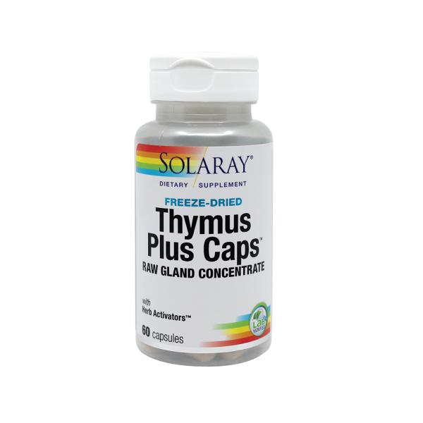 Supliment alimentar, Thymus Plus Caps™ -  60 capsule [0]