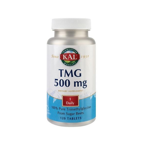Supliment alimentar, TMG (500 mg) - 120 tablete [0]