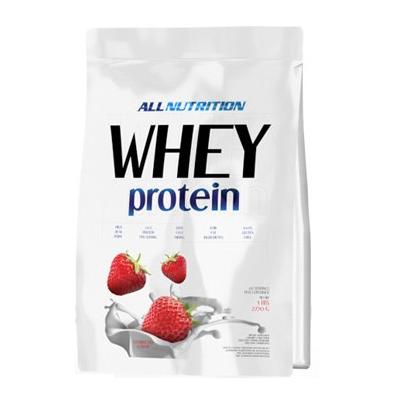 Proteina din Zer, 100% Whey Protein - 2270 g (68 doze X 33 g)  - Capsuni [0]