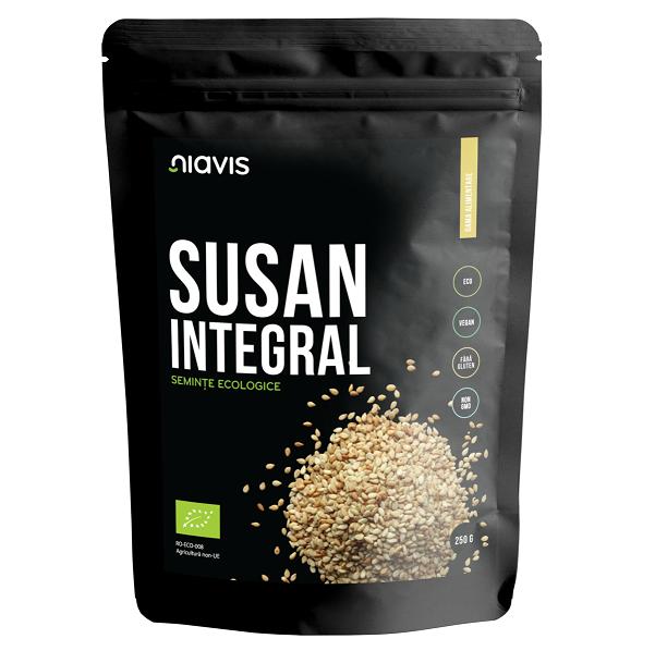 Seminte de Susan integral Ecologice/BIO - 250 g [0]