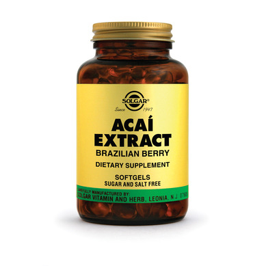 Supliment alimentar, Acai Extract - 60 capsule [0]