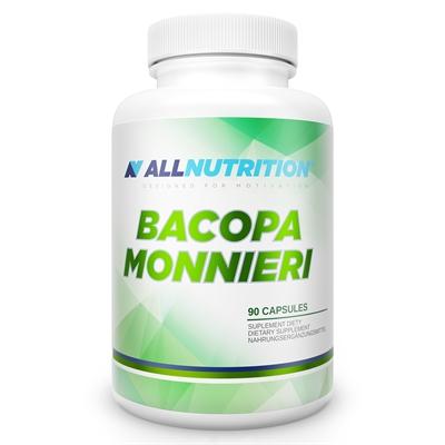 Supliment alimentar, Adaptogen, Bacopa Monnieri (250 mg/capsula) - 90 capsule (90 doze) [0]