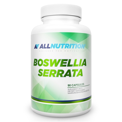 Supliment alimentar, Adaptogen, Boswellia Serrata (750 mg) - 90 capsule (90 doze) [0]