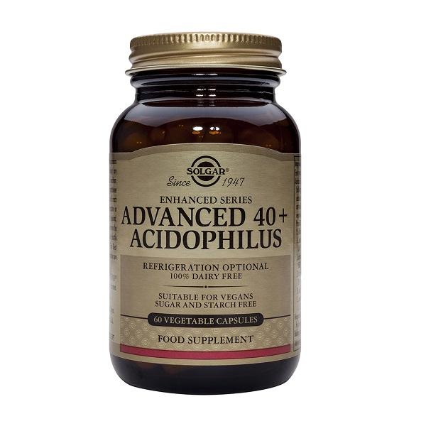 Supliment alimentar, Advanced 40+Acidophilus (Probiotic) - 60 capsule [0]