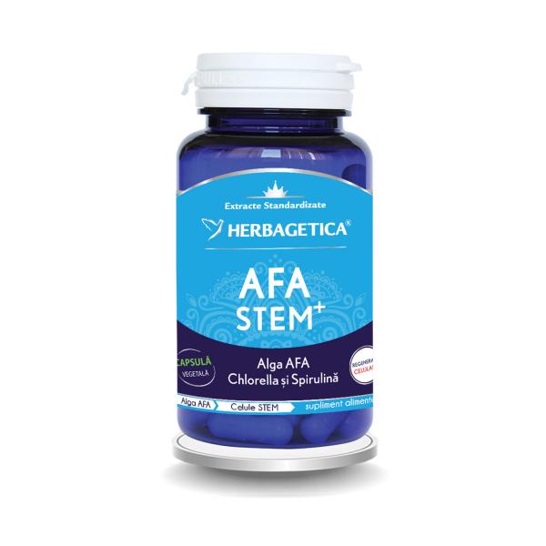 Supliment alimentar, Afa Stem - 60 capsule [0]