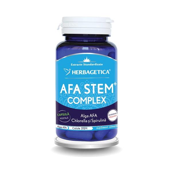 Supliment alimentar, AFA STEM Complex - 60 capsule [0]