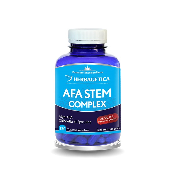 Supliment alimentar, AFA STEM Complex - 120 capsule [0]