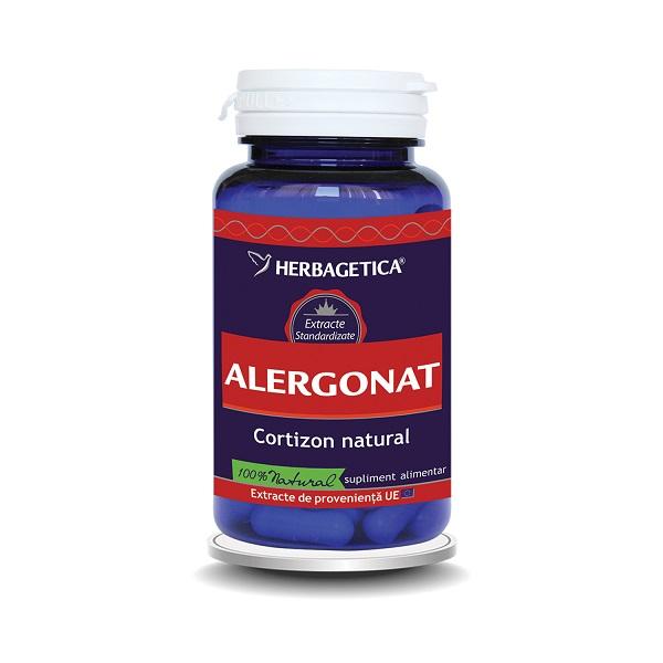 Supliment alimentar, Alergonat - 60 capsule [0]