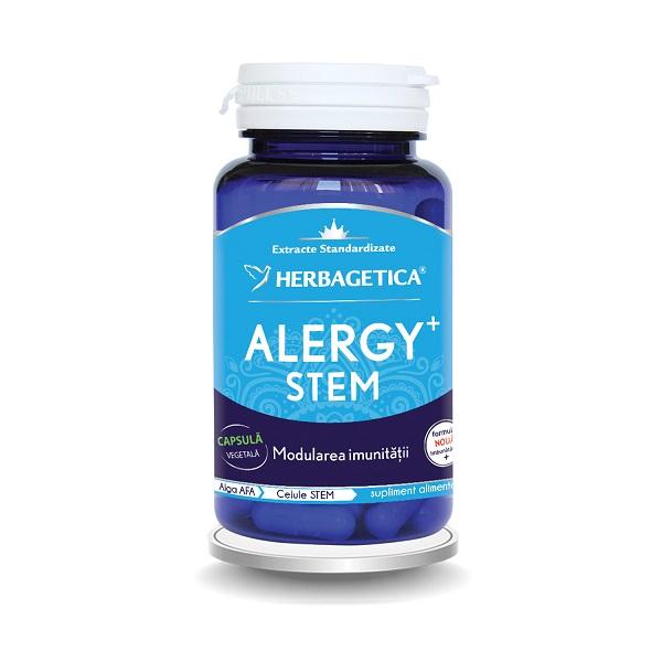 Supliment alimentar, Alergy Stem - 60 capsule [0]