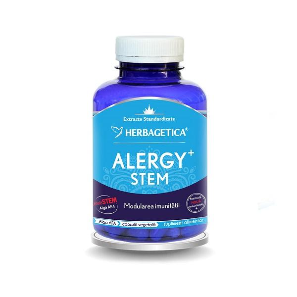 Supliment alimentar, Alergy Stem - 120 capsule [0]