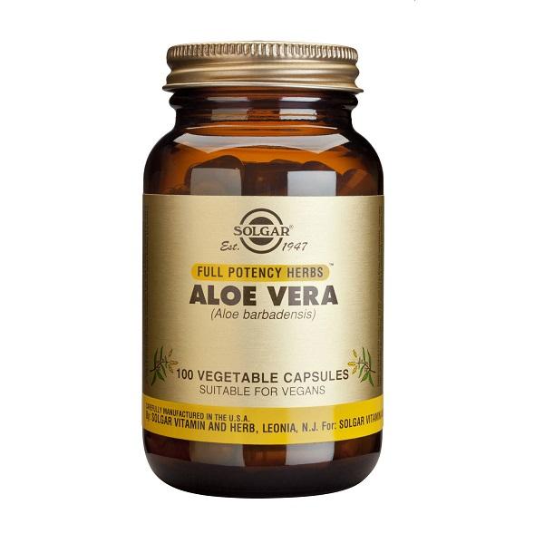 Supliment alimentar, Aloe Vera - 100 capsule [0]