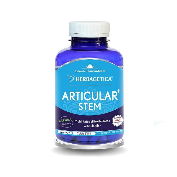 Supliment alimentar, Articular Stem - 120 capsule [0]