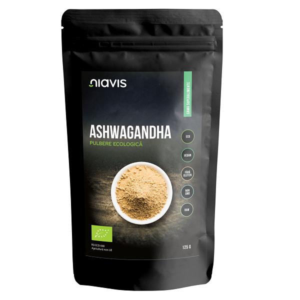 Ashwagandha Pulbere Ecologica/BIO - 125 g [0]