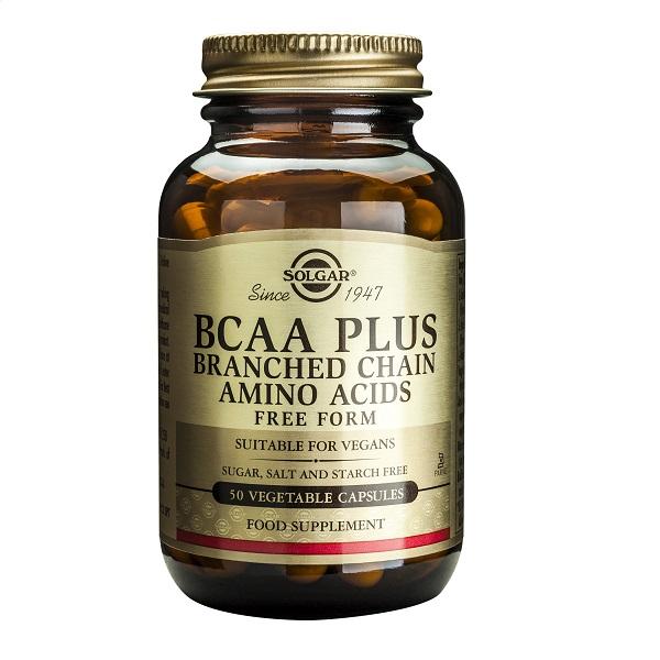 Supliment alimentar, BCAA Plus - 50 capsule [0]