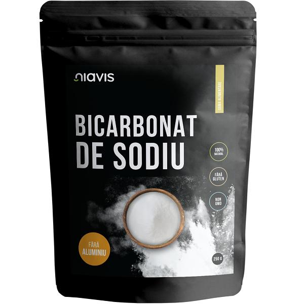 Supliment alimentar, Bicarbonat de Sodiu - 250 g [0]