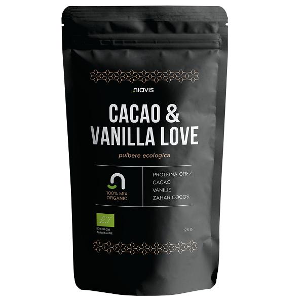 Cacao & Vanilla Love (Mix ecologic) - 125 g [0]